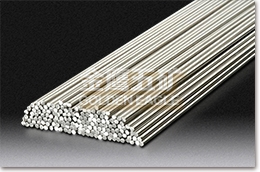 Que hàn Tig Nickel Alloy 55 Coated Electrodes